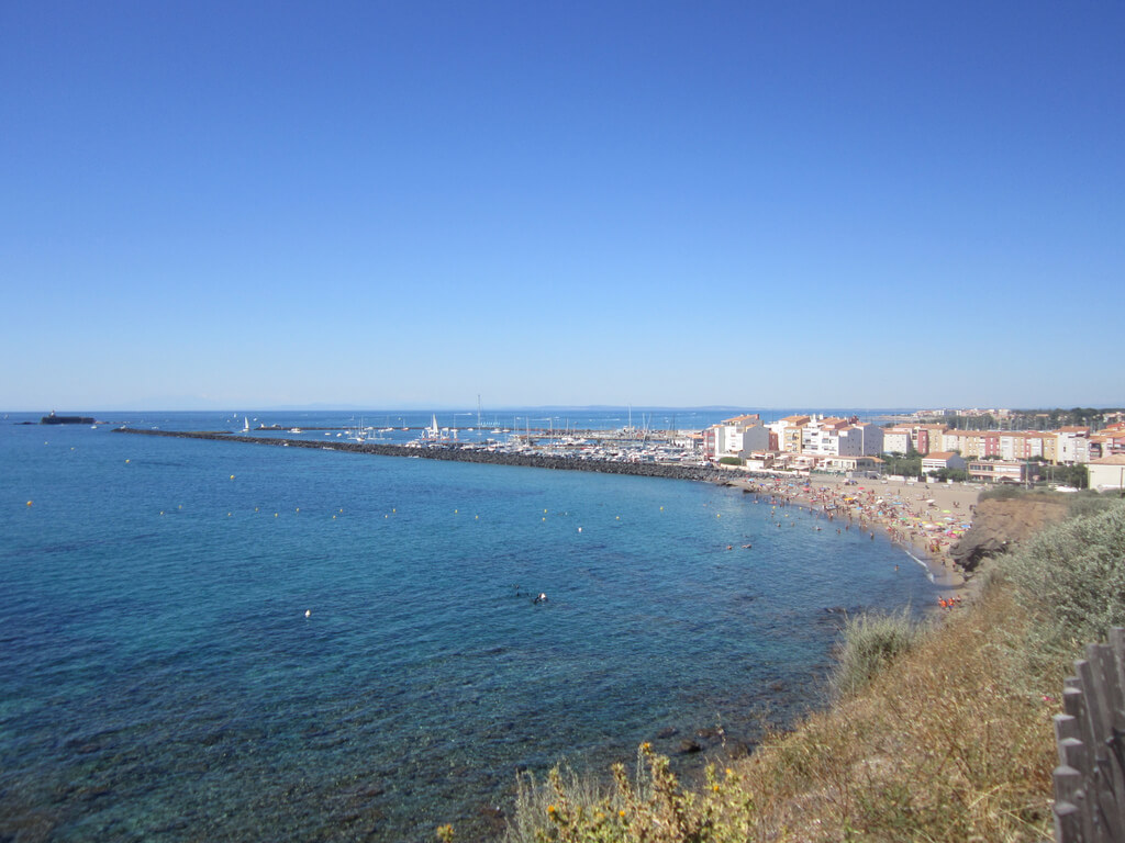 Meereswassertemperatur in Le Cap DAgde: heute und Vorhersagen